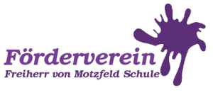 Logo des Fördervereins der Freiherr von Motzfeld Schule
