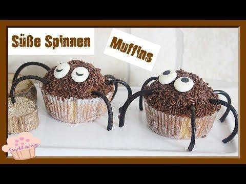 Spinnenmuffins